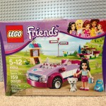 Lego 41013: Emma's Sports Car