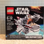 Lego 75032: X-Wing Fighter Microfighters