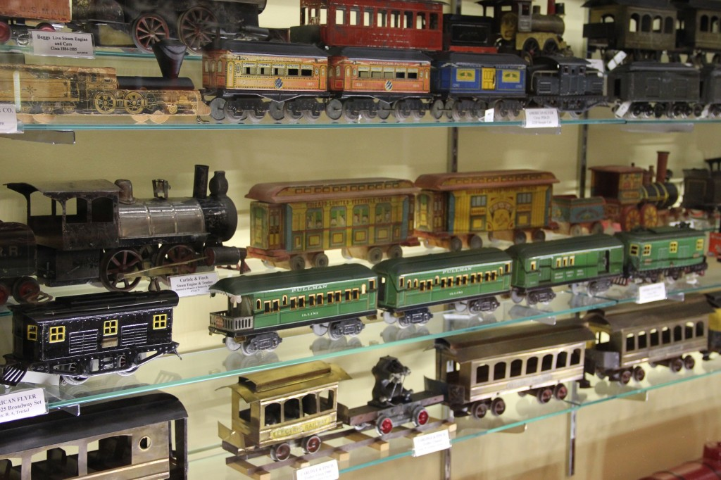 National Toy Train Museum