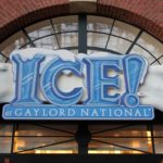 ICE! at Gaylord National: Frosty the Snowman