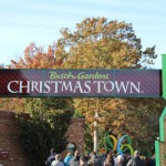 Busch Gardens Williamsburg: Christmas Town