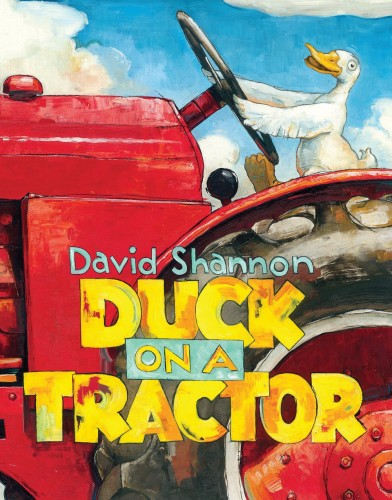 duckonatractor