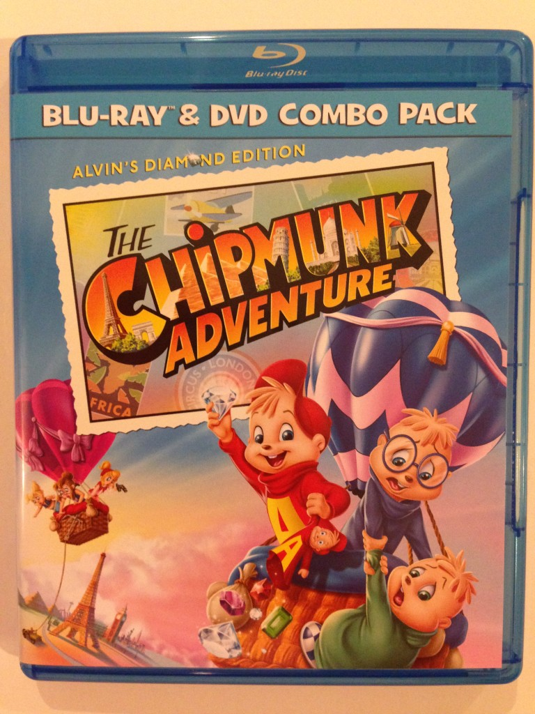 The Chipmunk Adventure The Roarbotsthe Roarbots