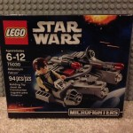 Lego 75030: Millennium Falcon Microfighters