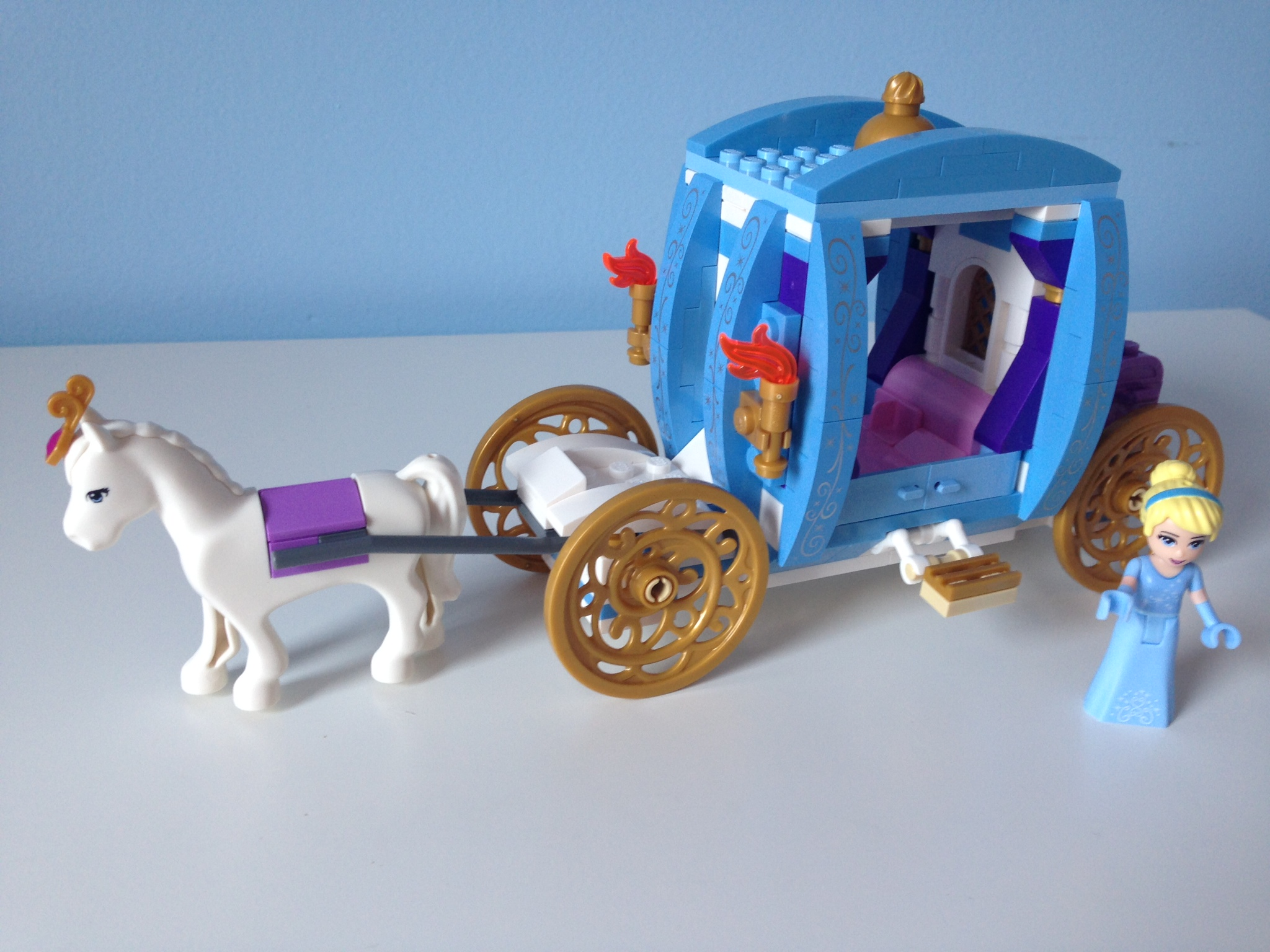 Dream Carriage, what a dream Carriage dream to see 14