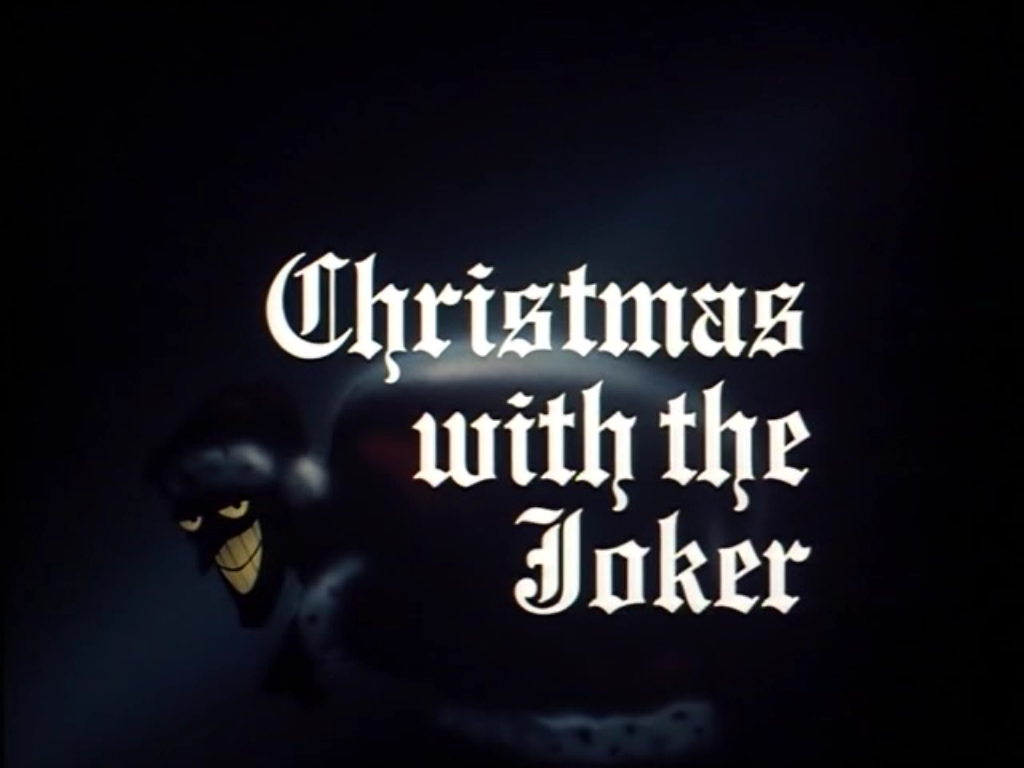 Batman Rewatch Christmas With The Joker The Roarbots