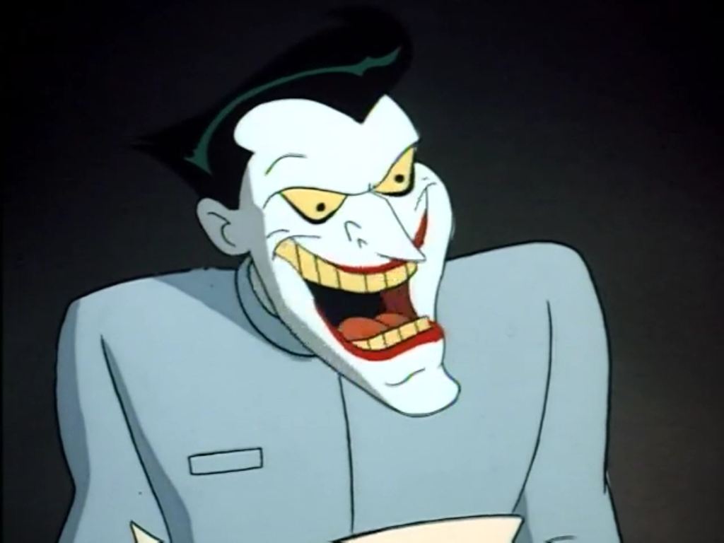 Batman Rewatch: Christmas with the Joker - the Roarbots