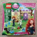 Lego 41051: Merida's Highland Games