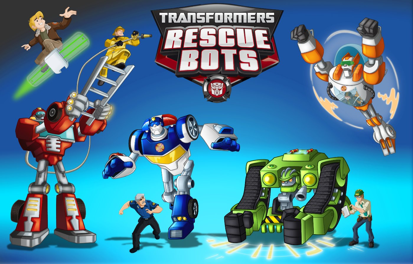 transformers rescue bots toys the roarbots