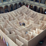 The BIG Maze – National Building Museum