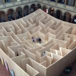 The BIG Maze – National Building Museum