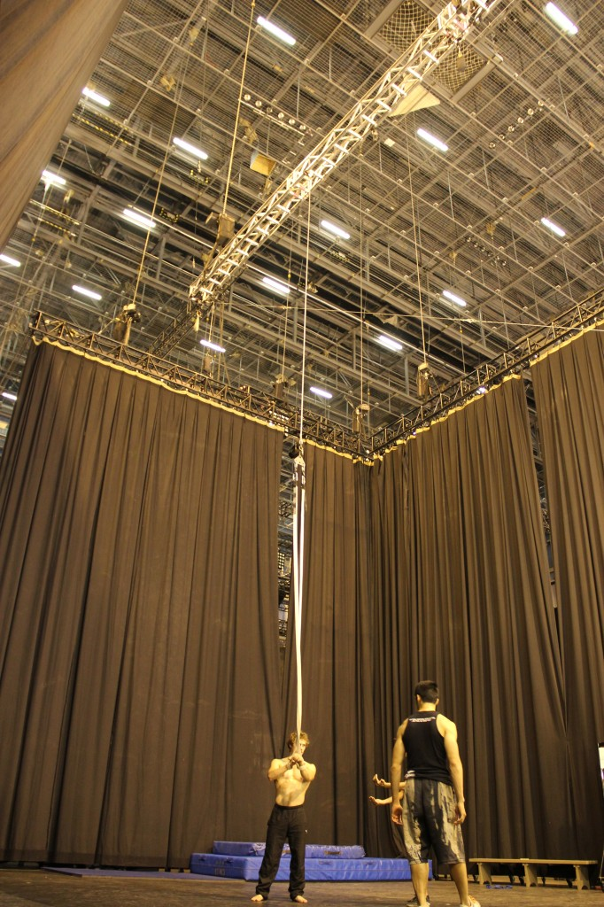 Cirque du Soleil IHQ