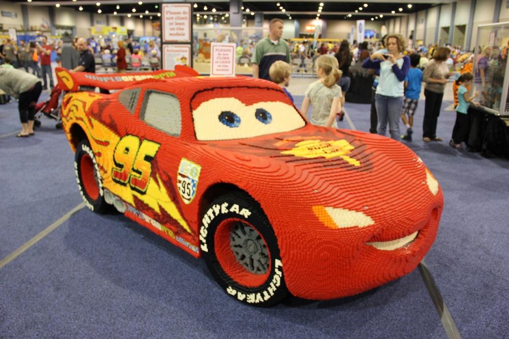 LEGOMcQueen
