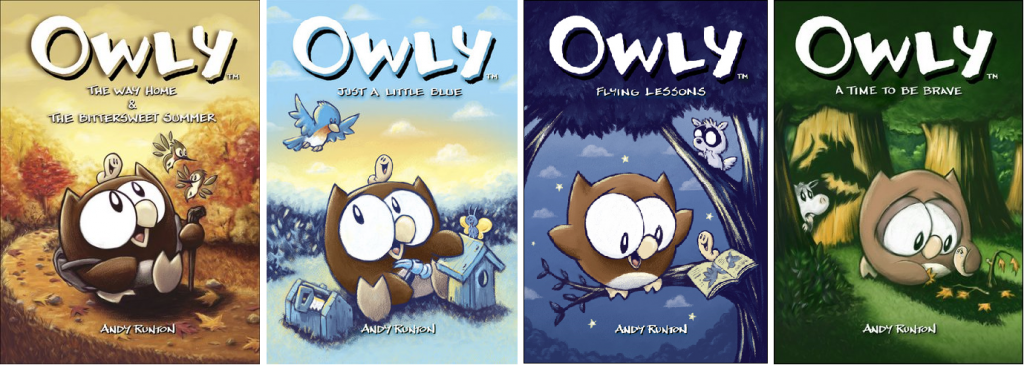 OwlyCovers