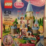 LEGO 41055: Cinderella's Romantic Castle