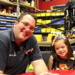 5 Questions with a Legoland Master Builder