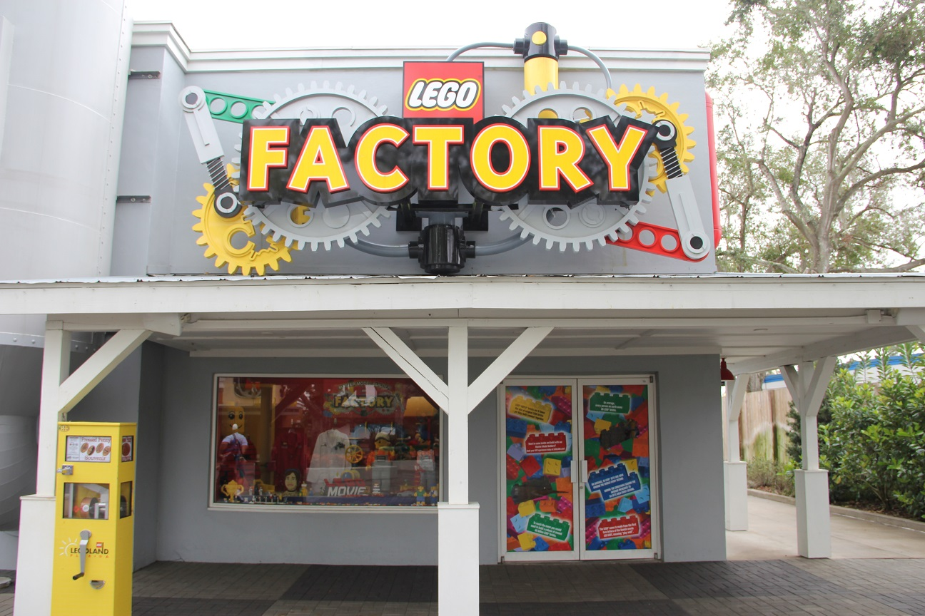 5 Questions with a Legoland Master Builder - the ...
