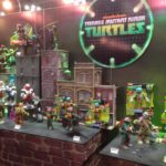 Playmates Booth at Toy Fair 2015
