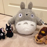 Studio Ghibli Plush Toys from Gund