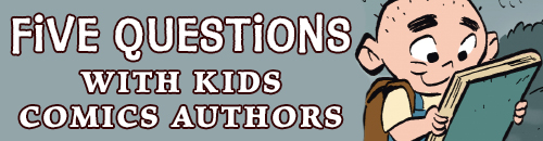 KidsComicQuestions TourBanner