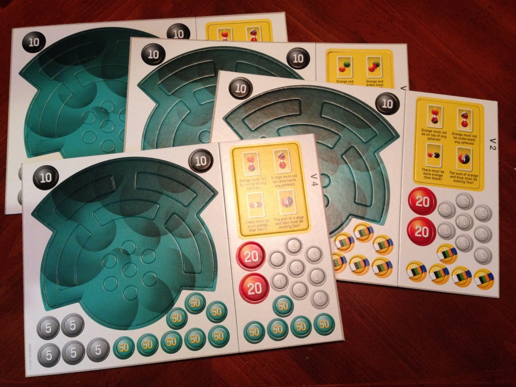 Unpunched components