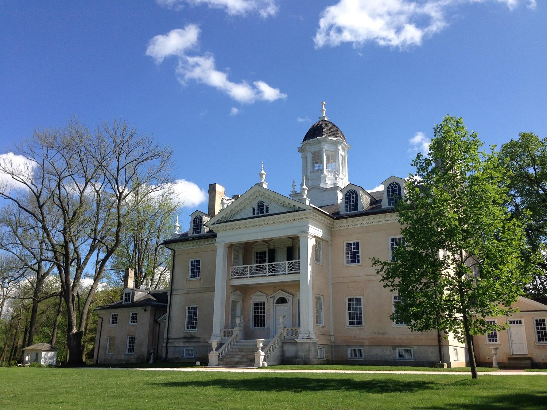 Hampton national historic site - Img_3090