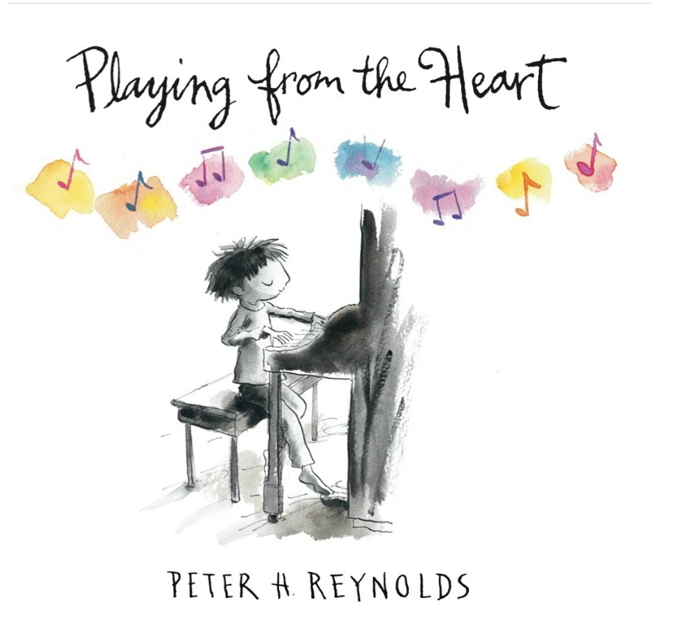 playing from the heart peter h reynolds