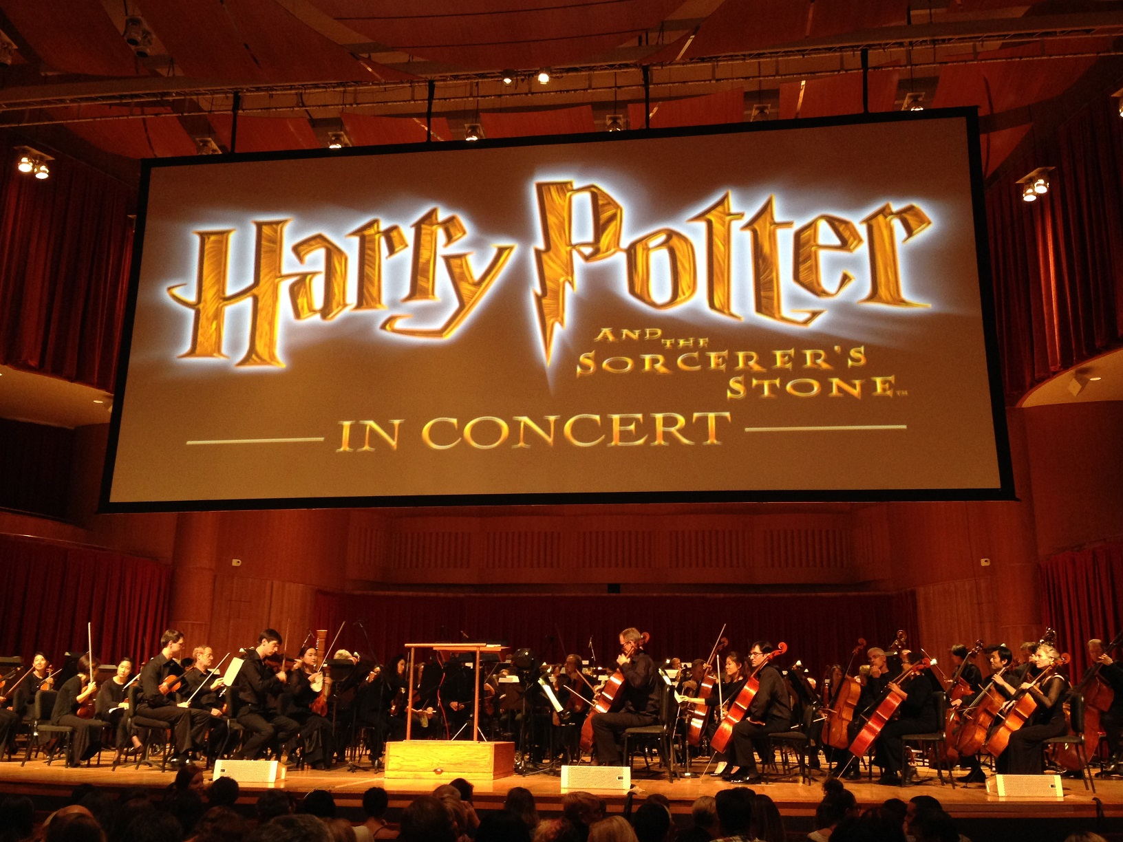 harry potter music orchestra
