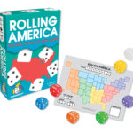 Rolling America: The Star-Spangled Dice Game