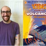 Science Comics: Volcanoes Q&A with Jon Chad